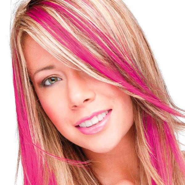 Sprejevi u boji za kosu
